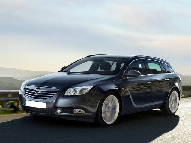 Opel Insignia SW automatic