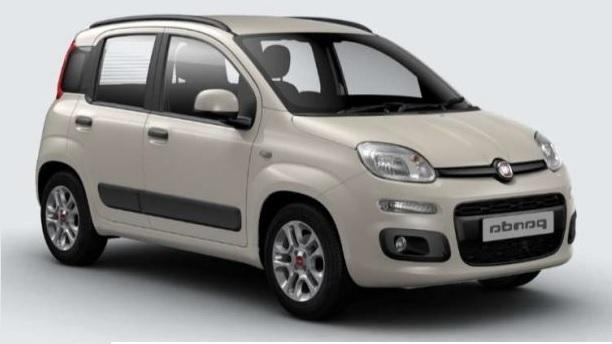 Fiat Panda o similare